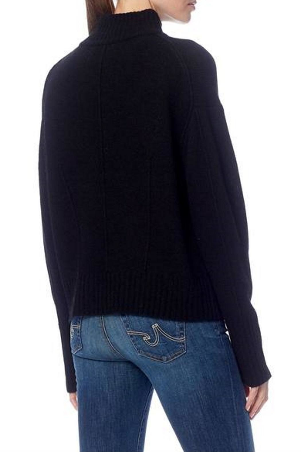 360 Cashmere Lyla Sweater - Side Cropped Image