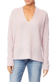 360 Cashmere Mai Vneck Sweater - Front cropped