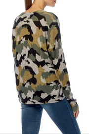 360 Cashmere Nanette Sweater - Back cropped