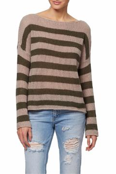 Shoptiques Product: Nicole Boat Neck Sweater