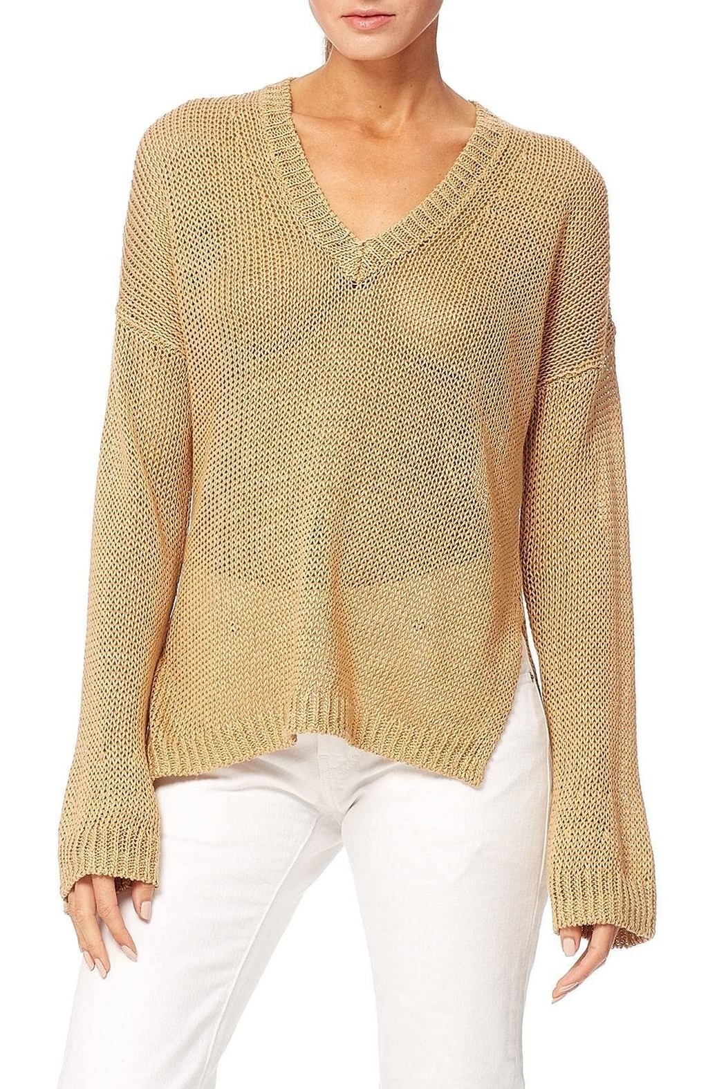 360 Cashmere Noelle Sweater - Main Image