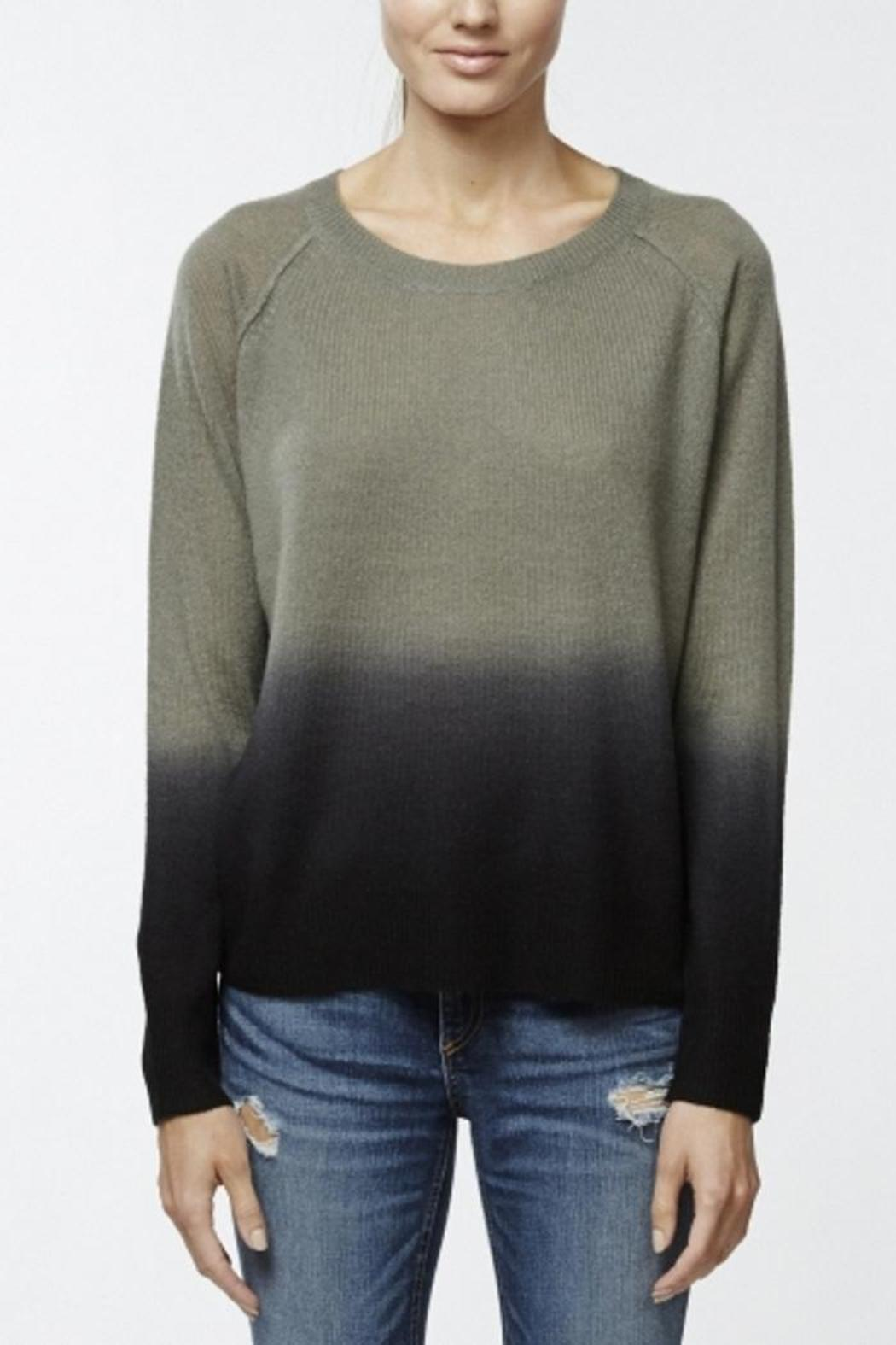 27b797816a5 360 Cashmere Ombre Cashmere Sweater from Orange County by Just ...