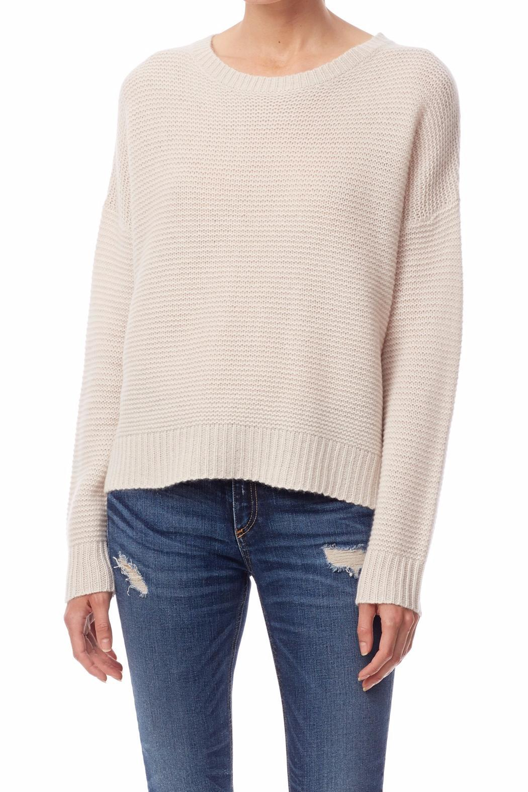 c91d75fac27 360 Cashmere Open Back Sweater from Houston by RainTree Boutique ...