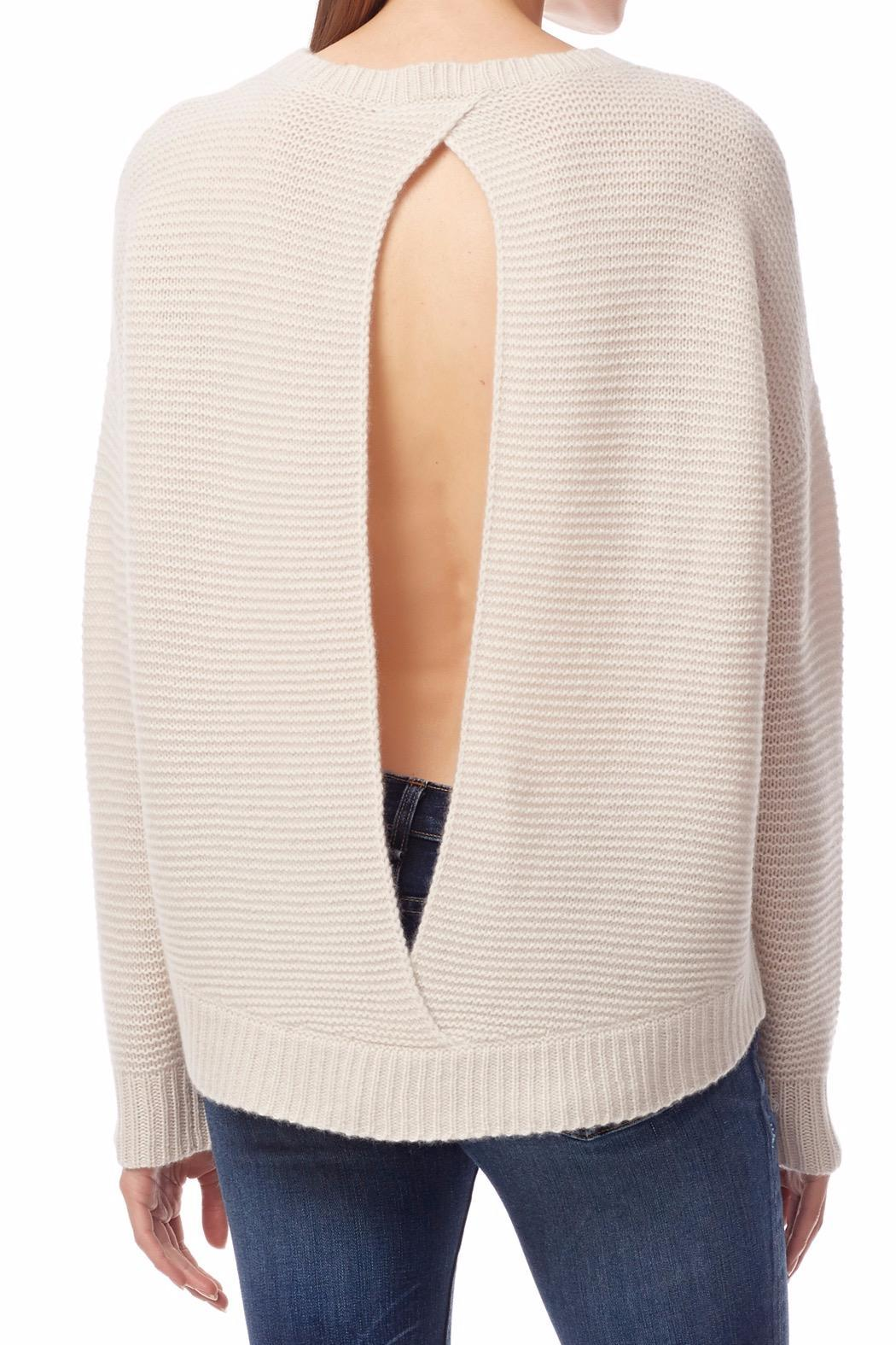 360 Cashmere Open Back Sweater from Houston by RainTree Boutique ...