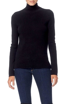 360 Cashmere Open-Back Turtleneck Sweater - Product List Image