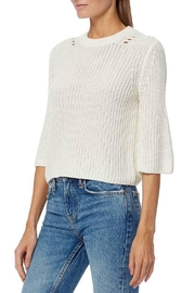 360 Cashmere Pearl Sweater - Front full body