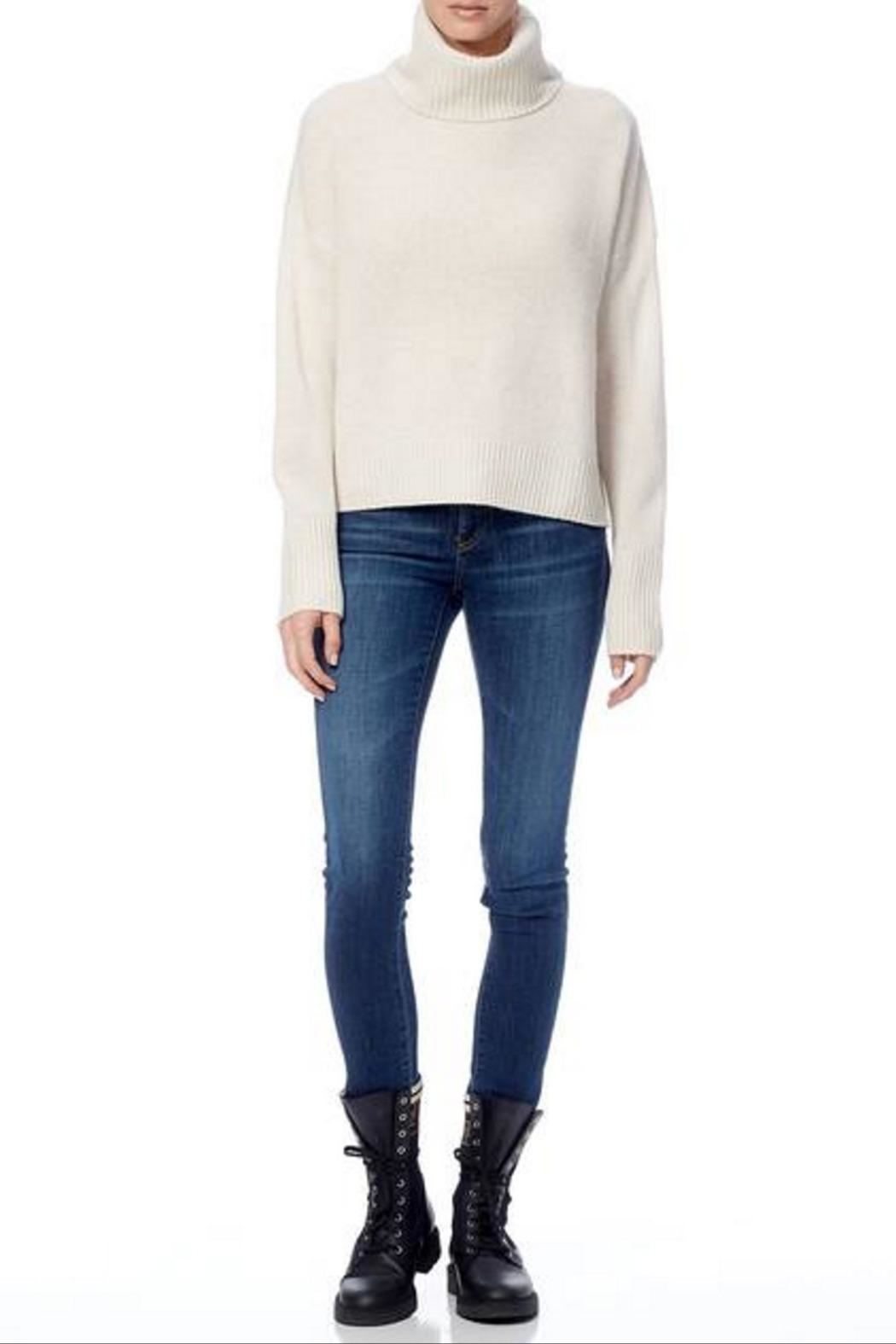 360 Cashmere Raelynn Sweater - Back Cropped Image