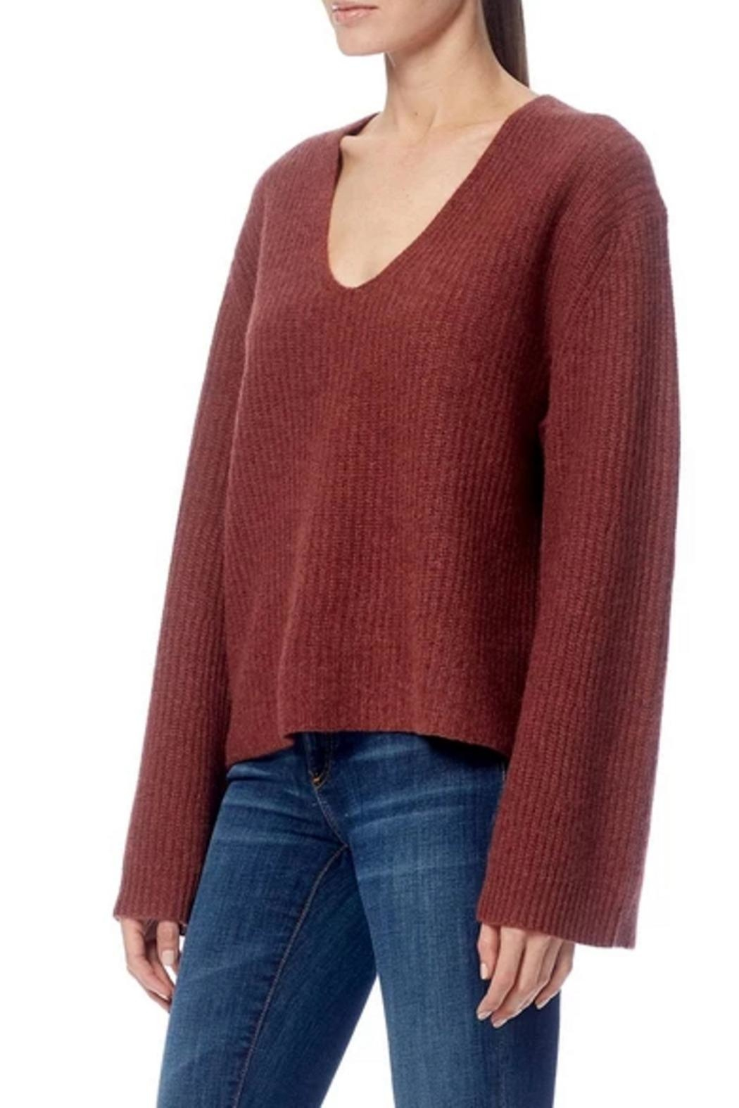 360 Cashmere Reese Sweater - Front Full Image