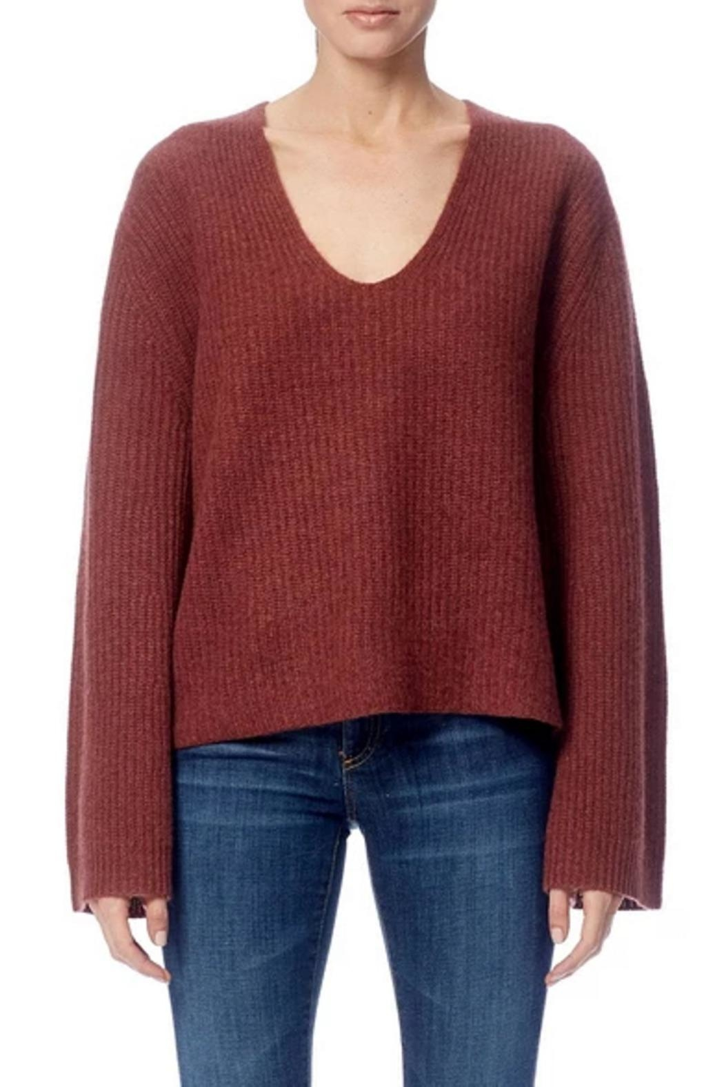 360 Cashmere Reese Sweater - Main Image