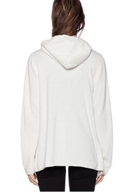 360 Cashmere Rihanna Drawstring Sweater - Front full body