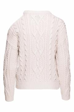 360 Cashmere Rope Laurissa Sweater - Alternate List Image