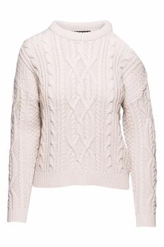 360 Cashmere Rope Laurissa Sweater - Product List Image
