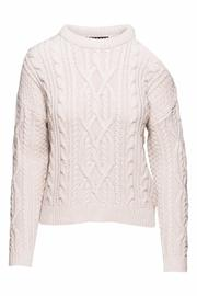 360 Cashmere Rope Laurissa Sweater - Product Mini Image