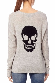 360 Cashmere Skull Rockett-Vee - Front cropped