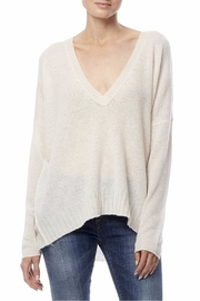 360 Cashmere Valoria V Neck Sweater - Product Mini Image