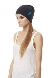 360 Cashmere Veneda Skull Beanies - Front cropped