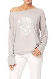 360 Cashmere Zuri Sweater - Front cropped