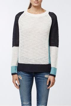 360Sweater Addison Linen Pullover - Product List Image