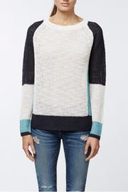 360Sweater Addison Linen Pullover - Product Mini Image
