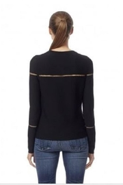 360Sweater Ananya Skull Sweater - Side cropped