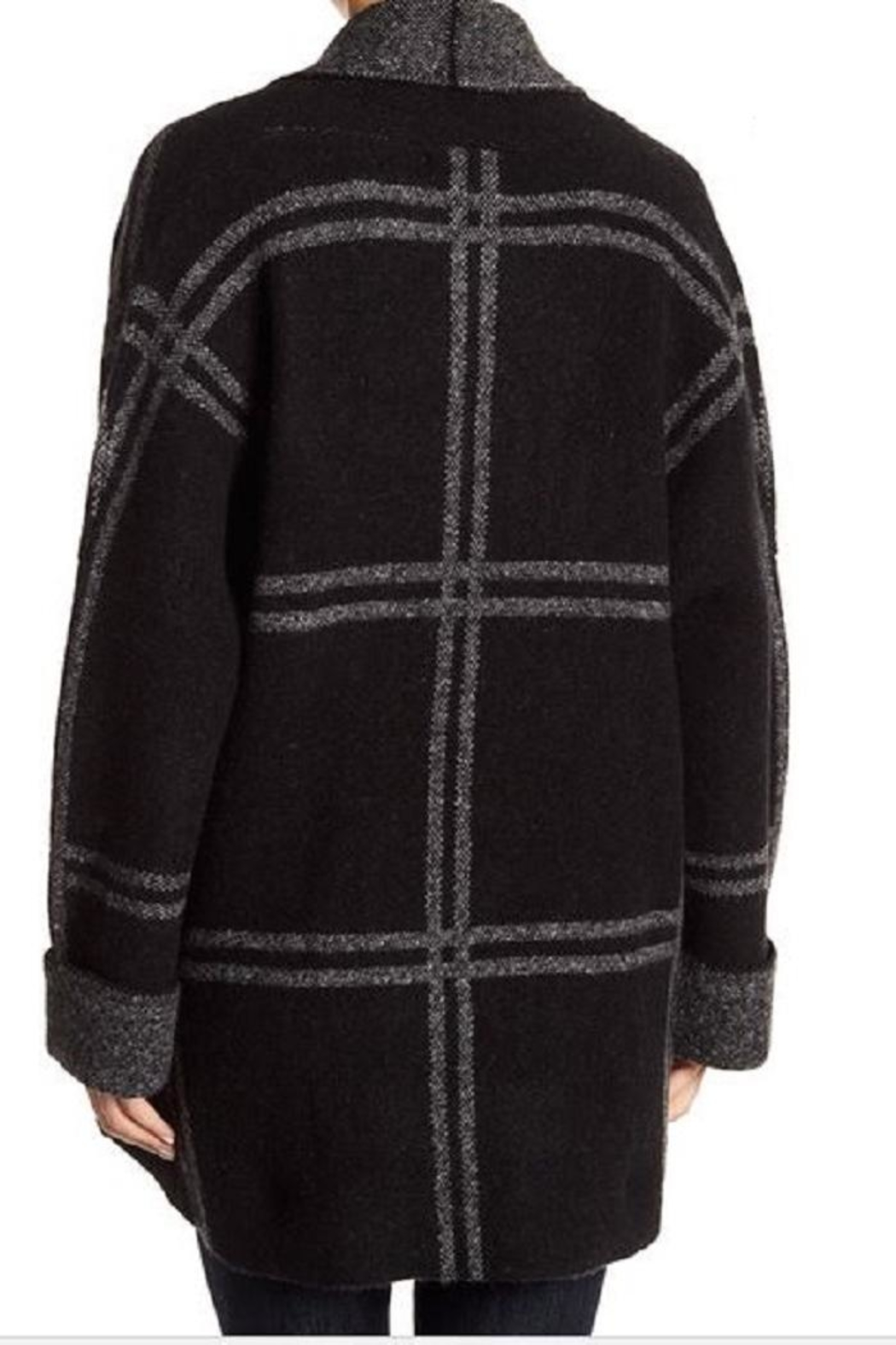 360Sweater Guineviere Jacket - Front Full Image