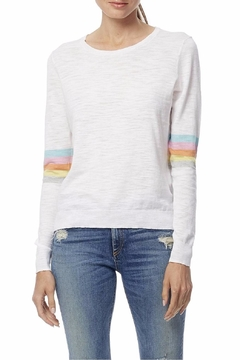 360Sweater Rainbow Stripe Sweater - Product List Image