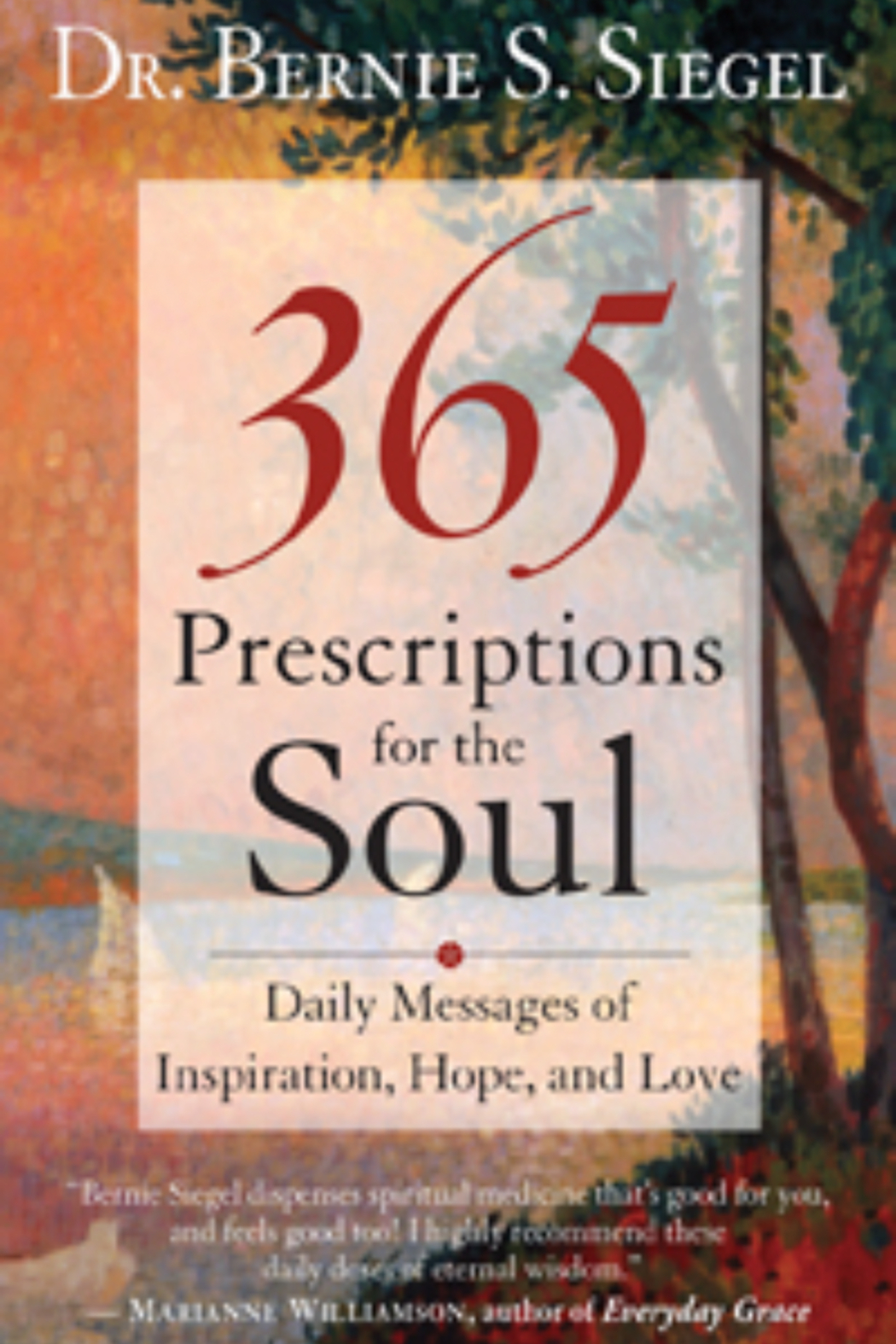 New World Library 365 Prescriptions for the Soul Book - Main Image