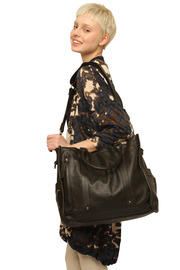 Shoptiques Product: Square Bag With Pockets