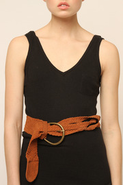 Shoptiques Product: Braided Belt - Other