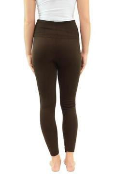 Cheeky Fleece  Leggings - Alternate List Image