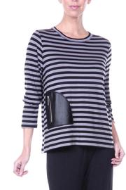 Comfy Front Pocket Top - Front cropped