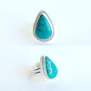 Shoptiques Product: Turquoise Ring