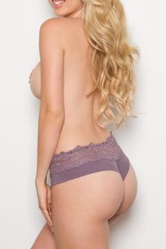 Tia Lyn Bliss Thong Panty - Alternate List Image