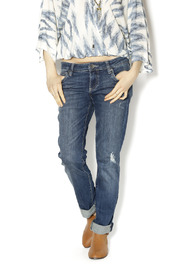 Kut from the Kloth Distressed Catherine Boyfriend - Product Mini Image