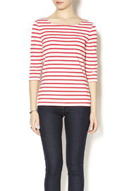 St. James Striped Pullover Top - Product Mini Image