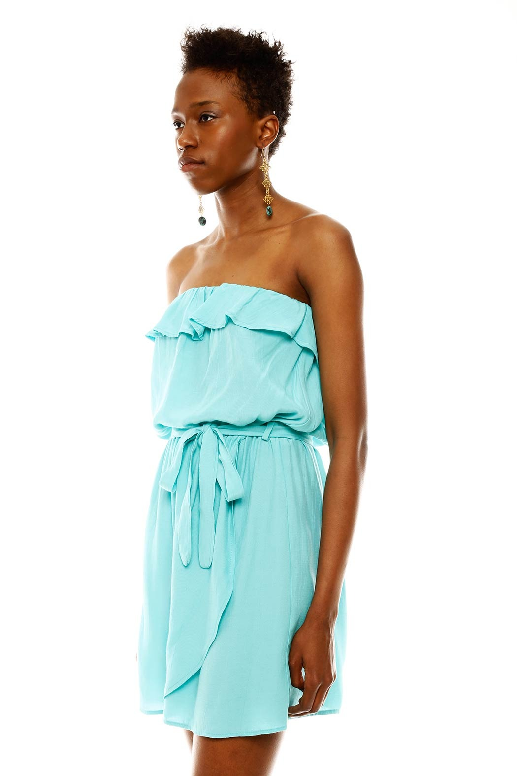 Lucy Love Strapless Summer Dress from Branford by Polished ...
