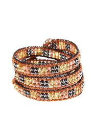 Ananda Chain Wrap Bracelet - Product Mini Image