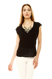 Shoptiques Product: Boat Neck Top