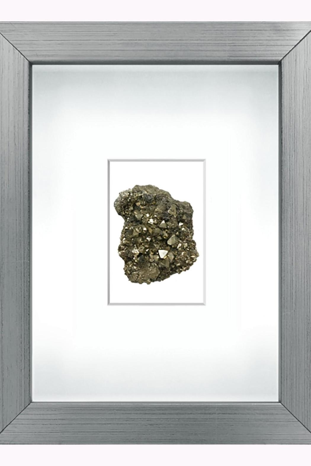 Leftbank pyrite shadow box from austin by heather scott for Wedding dress shadow box for sale