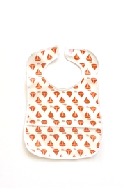 3 Marthas Sailboat Laminated Bib - Product Mini Image