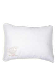 3 Marthas Little Lambs Pillow - Front cropped