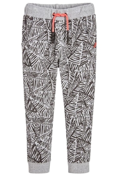 Shoptiques Product: Abstract Printed Joggers