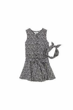Shoptiques Product: Flared Abstract Dress