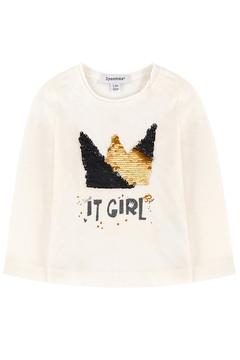 Shoptiques Product: It Girl T-Shirt