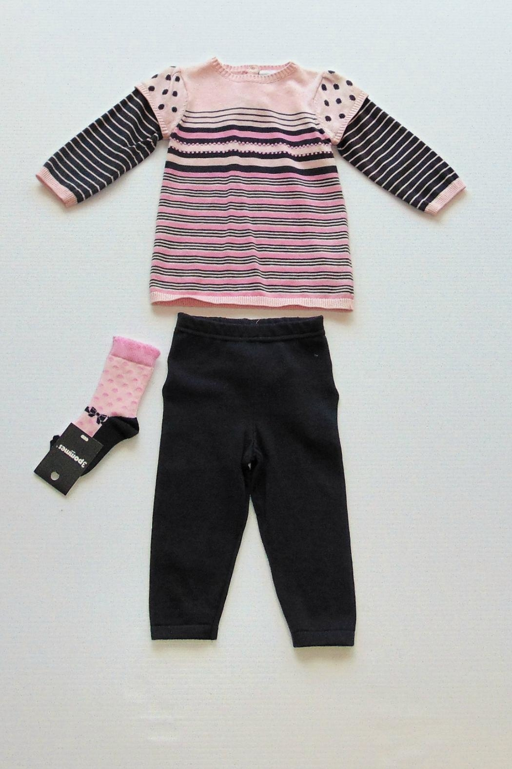 3Pommes Pink Baby - Main Image