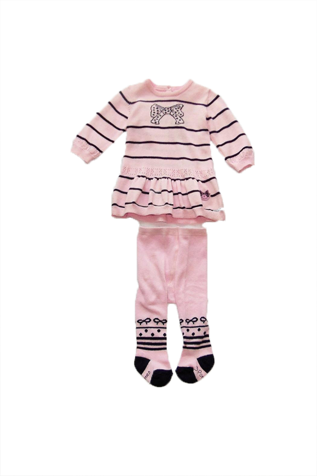 3Pommes Romantic Baby Set - Front Cropped Image