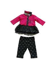 3Pommes Sweet Girl Set - Front cropped