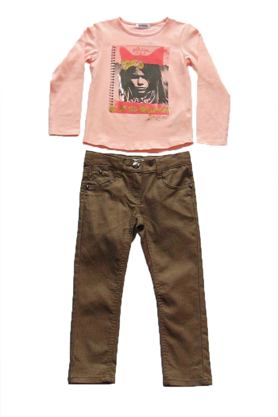 3Pommes Wild Princess Set - Front Cropped Image