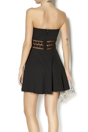 Shoptiques Product: Strapless Emily Dress - Back cropped