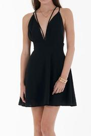 Double Zero Bare Back Dress - Product Mini Image
